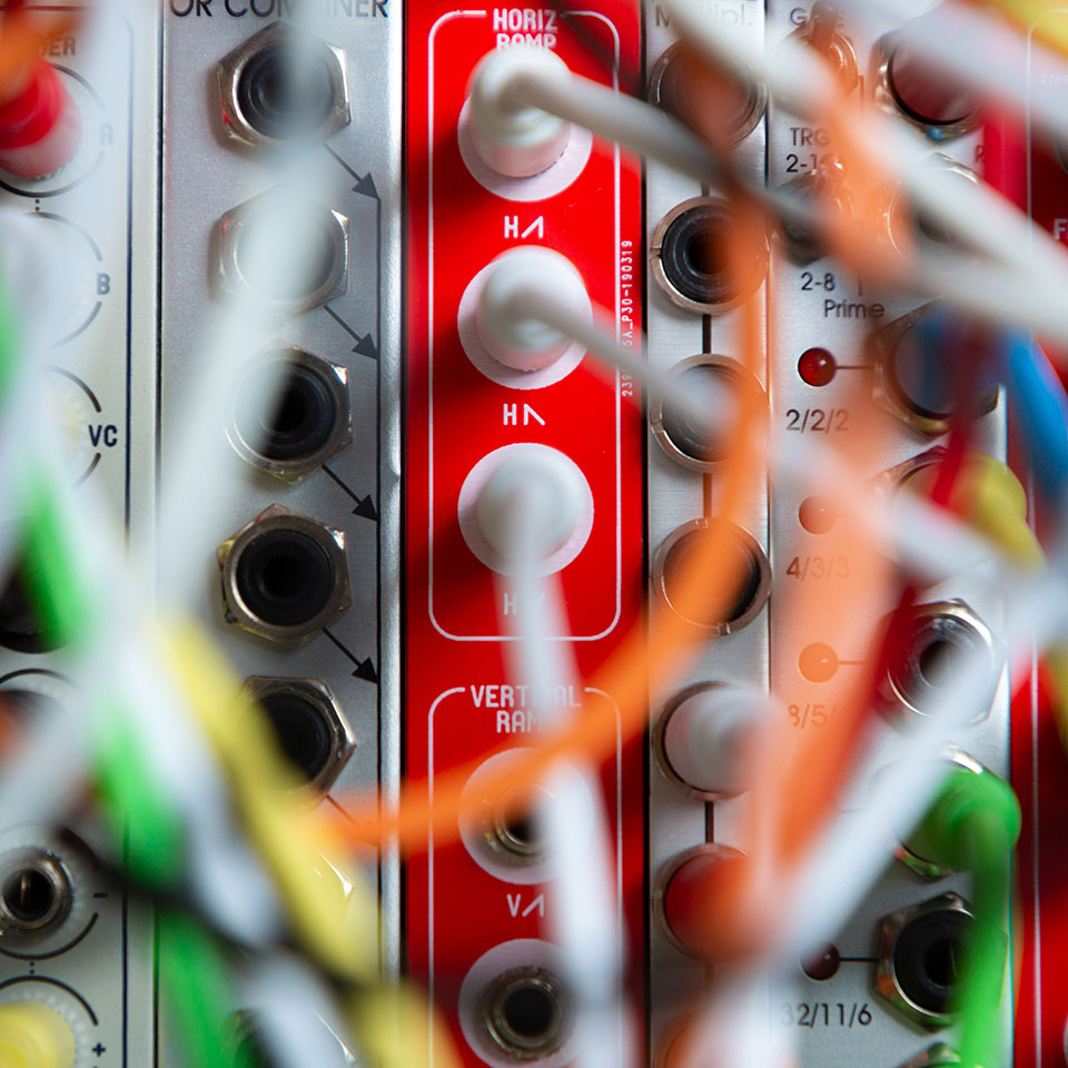 modular video synth